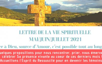 Propositions pour vivre des temps de ressourcement – Pastorale de vie spirituelle